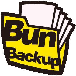 Bunbackupアイコン